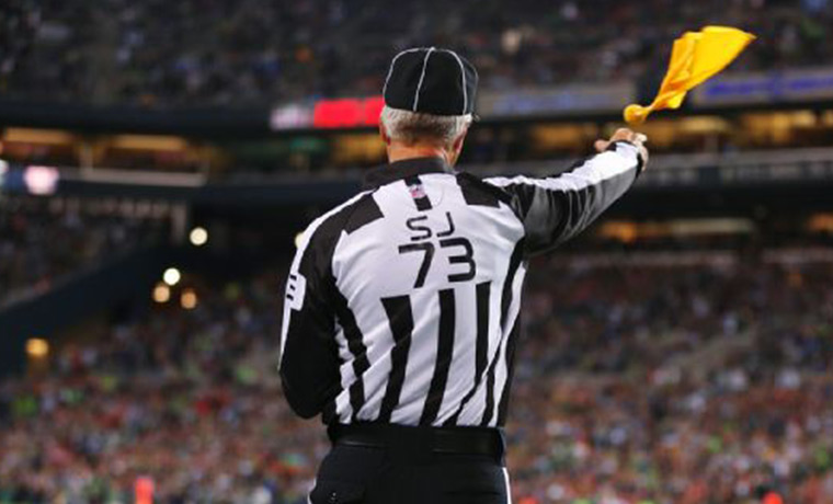 NFL Penalties and Flags