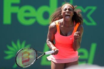 Tennis: Miami Open-Williams v Lisicki