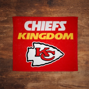 chiefs towel