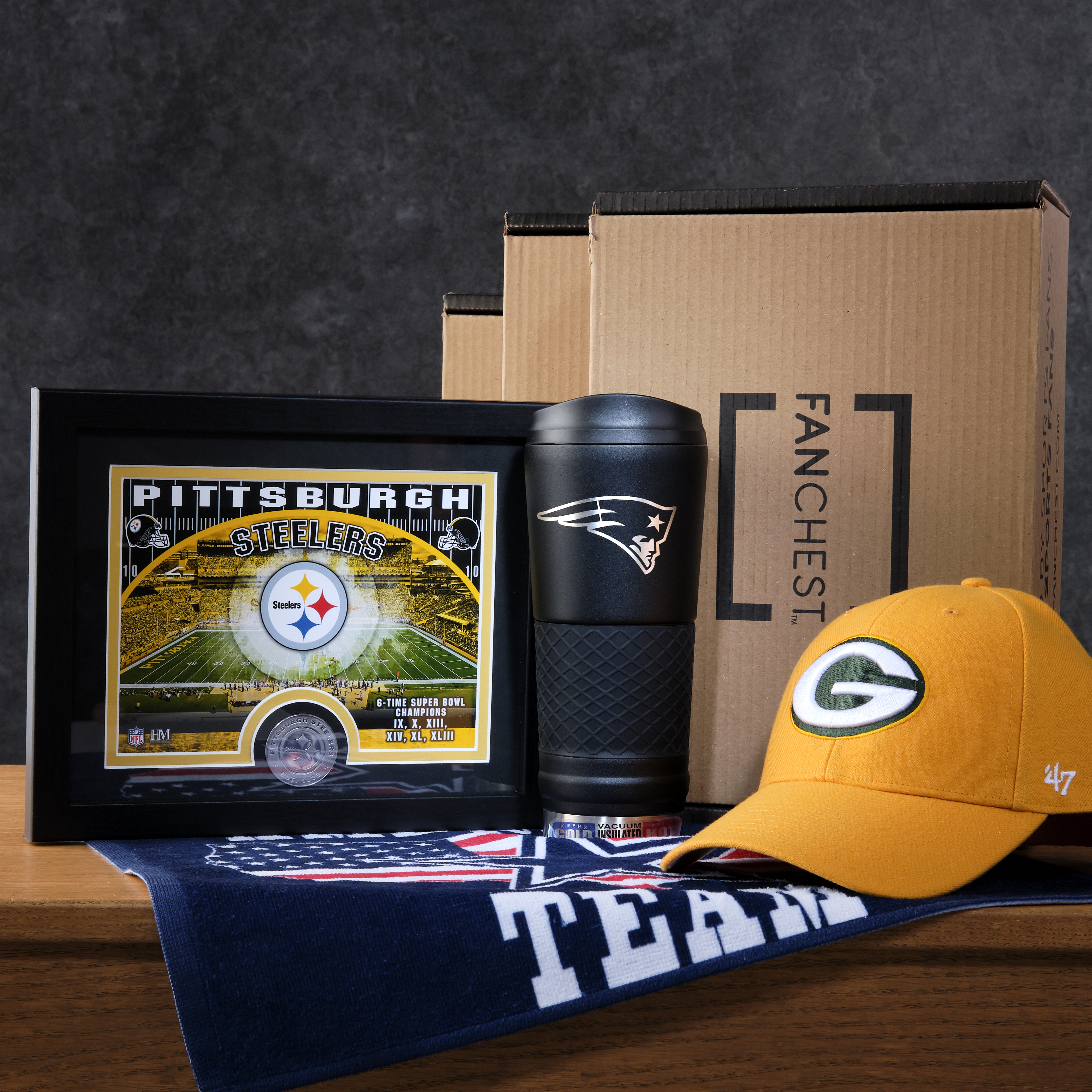 FANCHEST NFL 4 Teams