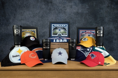 FANCHEST Premium NFL Merchandise and Gear - Hat, Tumbler, Rally Towel, and Picture Frame