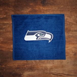 seahawhs towel